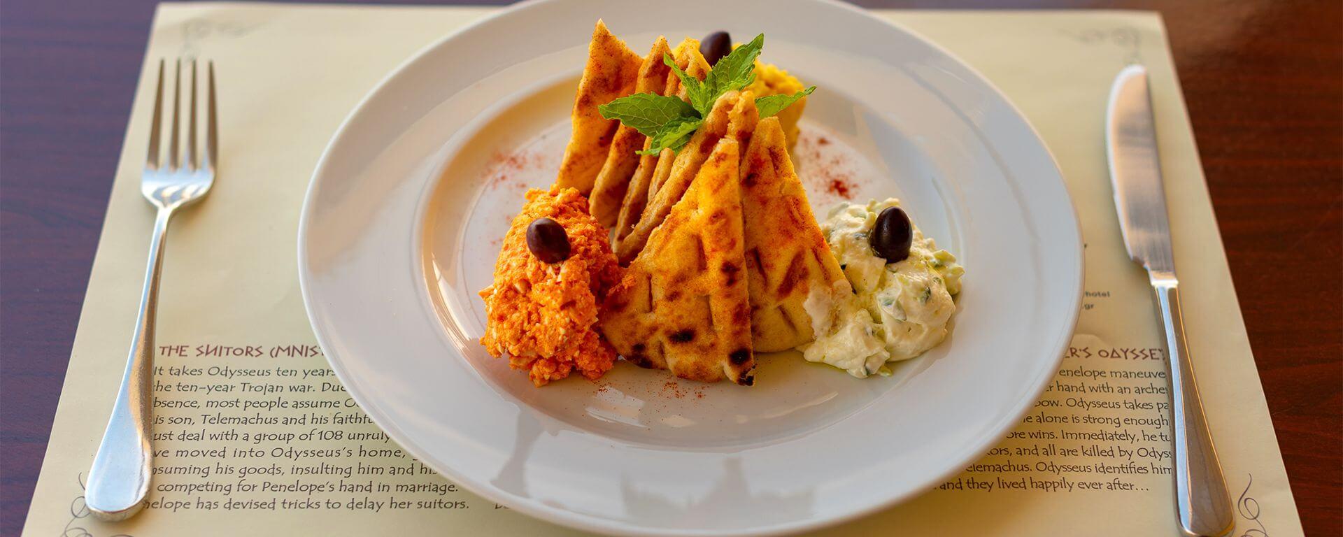 Greek Meze Means Eat Together!
