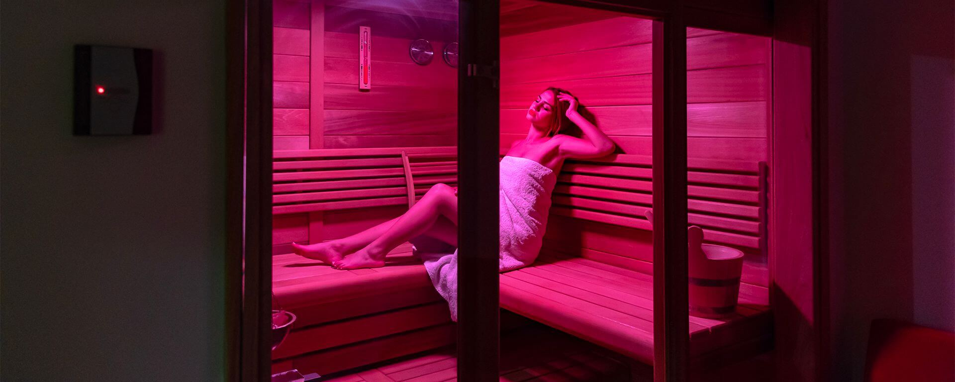 Free your Senses at the Odyssey Spa