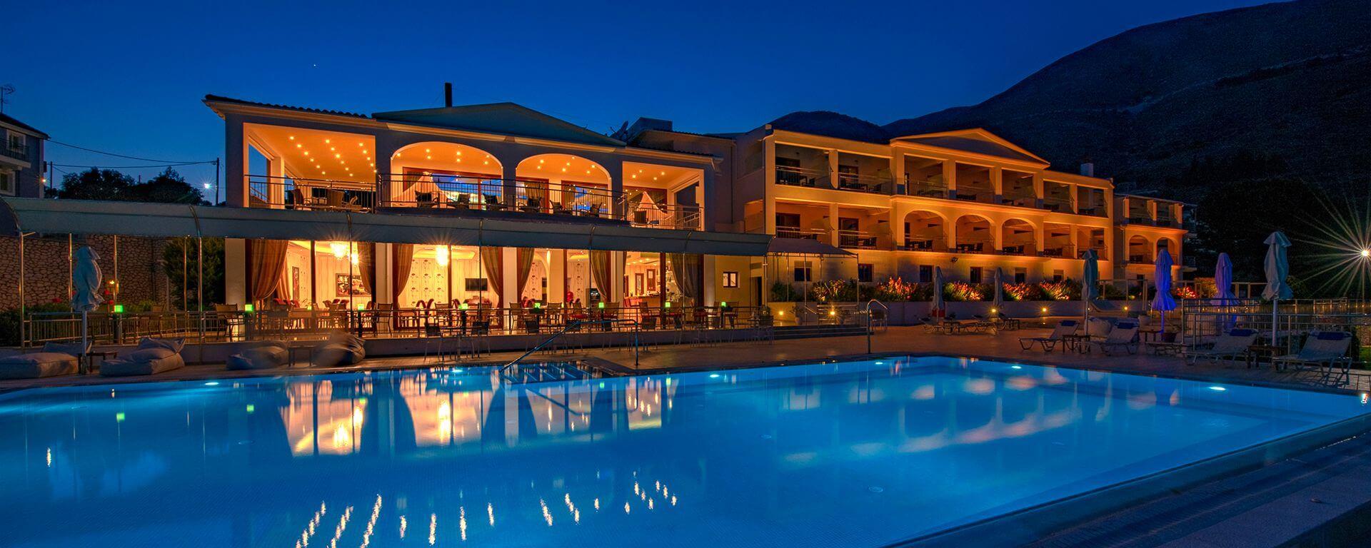Καλώς ήρθατε στο ξενοδοχείο Οδύσσεια!
